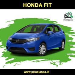 Honda Fit Price in Sri Lanka
