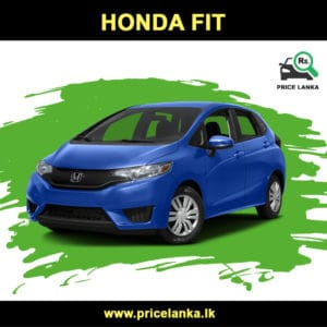 Honda Fit Price in Sri Lanka