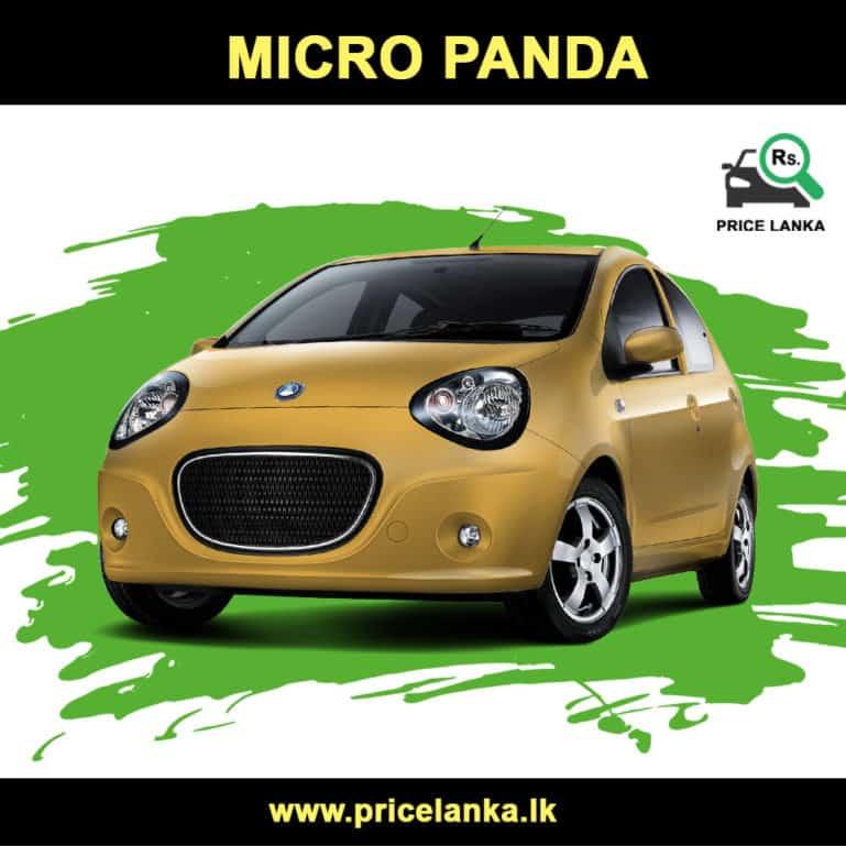 Micro Panda Price in Sri Lanka