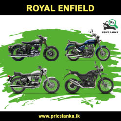 Royal Enfield Bike Price in Sri Lanka