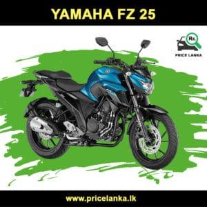 Yamaha FZ 250 Price in Sri Lanka