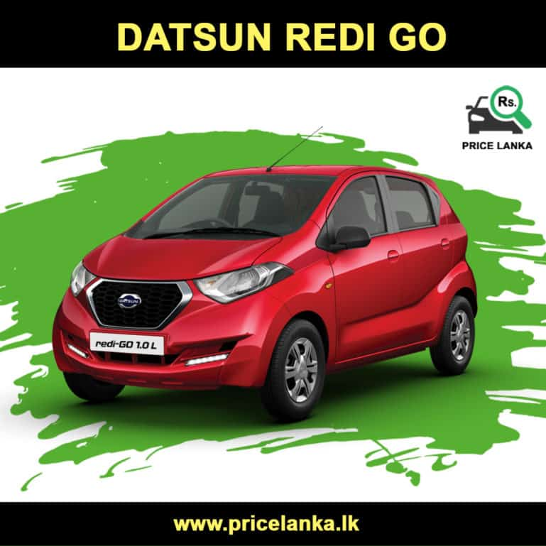 Datsun Redi GO Price in Sri Lanka