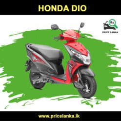 Honda Dio Price in Sri Lanka