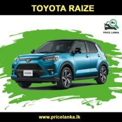Toyota Raize Price in Sri Lanka