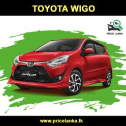 Toyota Wigo Price in Sri Lanka