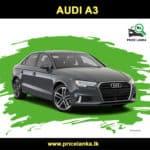 Audi A3 Price in Sri Lanka