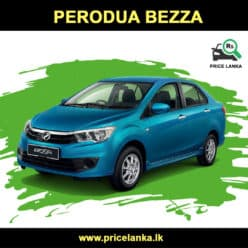 Perodua Bezza Price in Sri Lanka