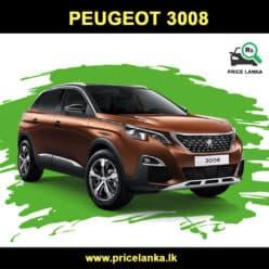 Peugeot 3008 Price in Sri Lanka