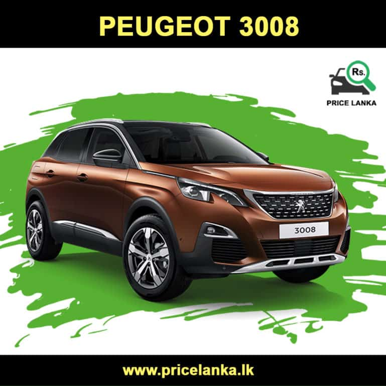 Peugeot 3008 Price in Sri Lanka