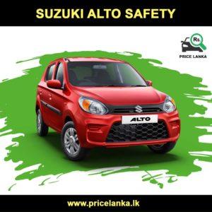 Suzuki Alto Safety Price in Sri Lanka