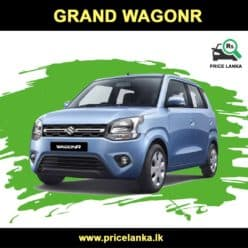 Suzuki Grand WagonR Price in Sri Lanka