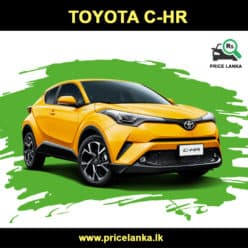 Toyota CHR Price in Sri Lanka