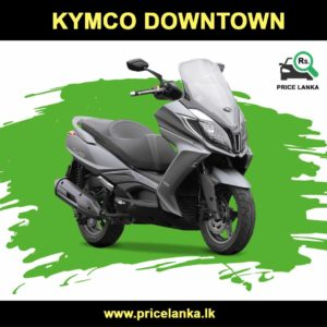 Kymco Downtown Scooter Price in Sri Lanka