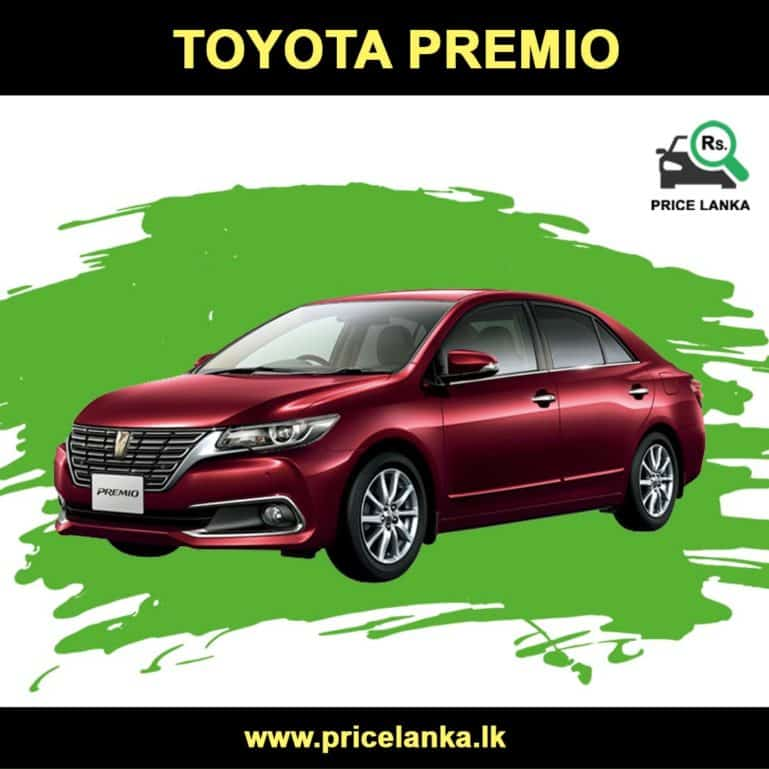 Toyota Premio Price in Sri Lanka