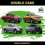 Double Cab Price in Sri Lanka