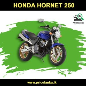 Honda Hornet 250 Price in Sri Lanka