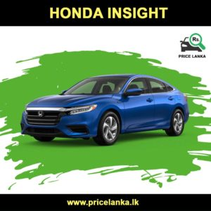 Honda Insight Price in Sri Lanka