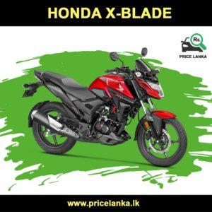 Honda X Blade Price in Sri Lanka