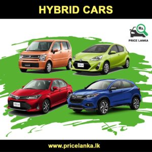 Hybrid Car Prices in Sri Lanka