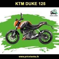 KTM Duke 125 Price in Sri Lanka