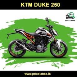 KTM Duke 250 Price in Sri Lanka