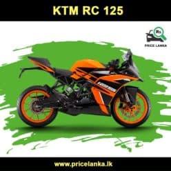 KTM RC 125 Price in Sri Lanka