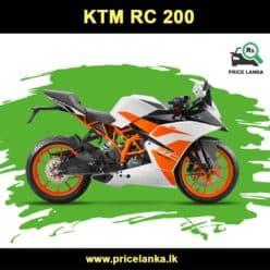 KTM RC 200 Price in Sri Lanka
