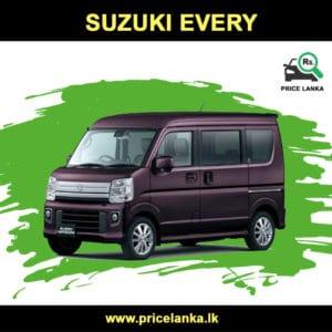 Suzuki Every Price in Sri Lanka