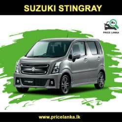 Suzuki Wagon R Stingray Price in Sri Lanka