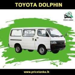 Toyota Dolphin Van for Sale in Sri Lanka