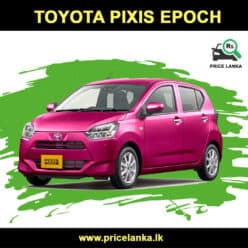 Toyota Pixis Epoch Price in Sri Lanka