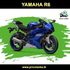 Yamaha R6 Price in Sri Lanka