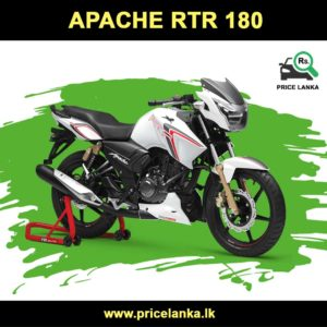 Apache 180 Price in Sri Lanka
