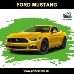 Ford Mustang Price in Sri Lanka