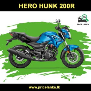 Hero Hunk 200 Price in Sri Lanka