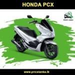 Honda PCX Price in Sri Lanka