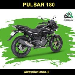 Pulsar 180 Price in Sri Lanka