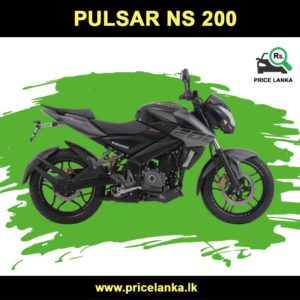 Pulsar 200 NS Price in Sri Lanka