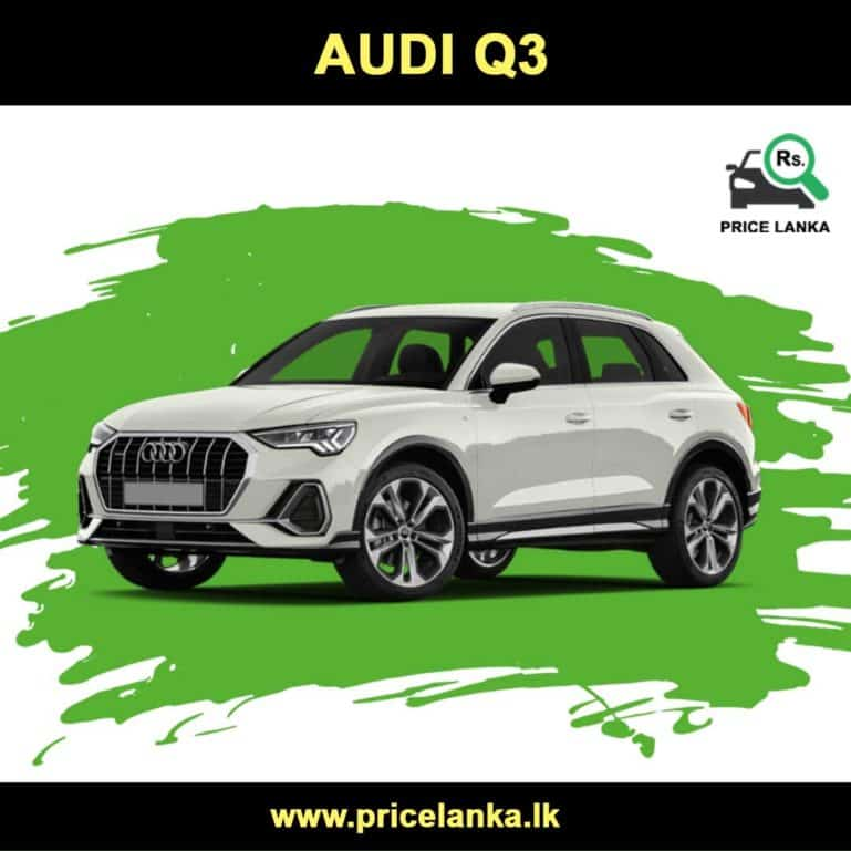 Audi Q3 Price in Sri Lanka