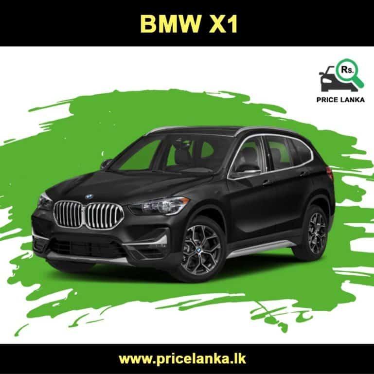 BMW X1 Price in Sri Lanka