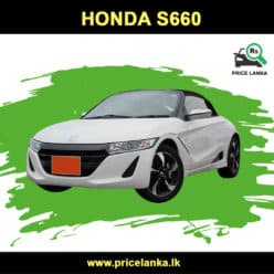 Honda S660 Price in Sri Lanka