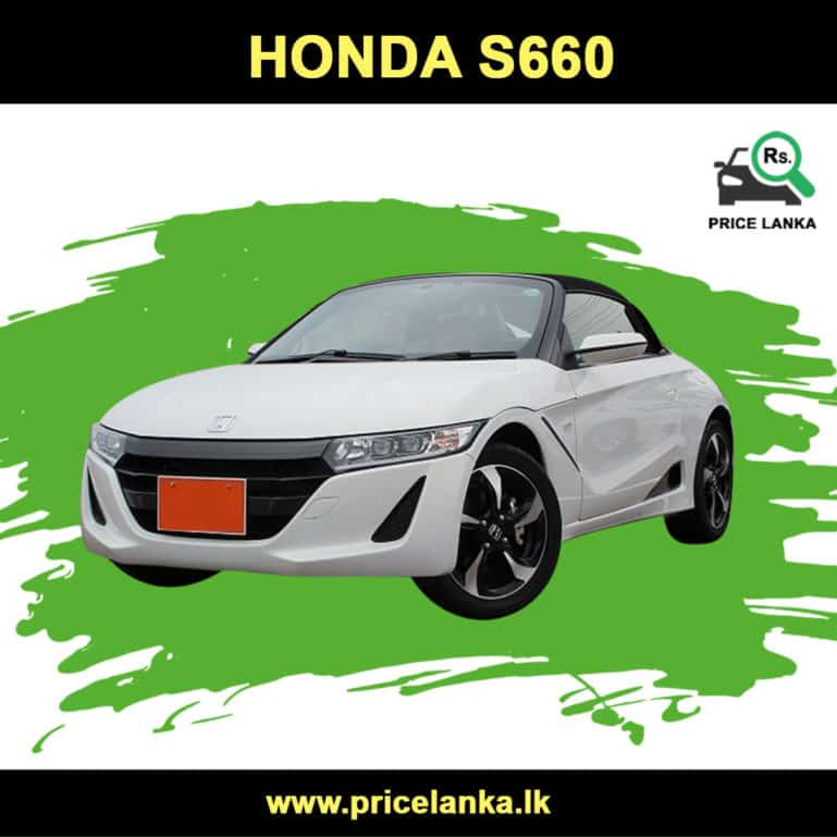 Honda S660 Price in Sri Lanka