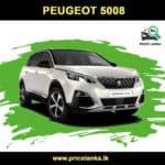 Peugeot 5008 Price in Sri Lanka