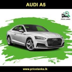 Audi A5 Price in Sri Lanka
