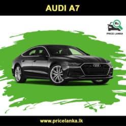 Audi A7 Price in Sri Lanka