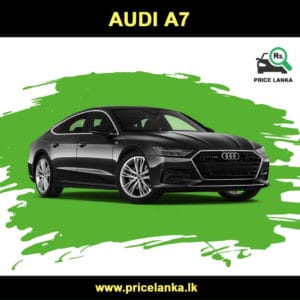 Audi A7 Price in Sri Lanka