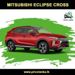 Mitsubishi Eclipse Cross Price In Sri Lanka