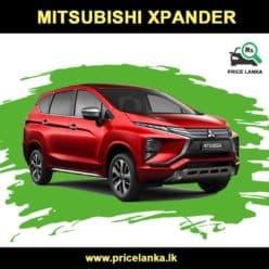Mitsubishi Xpander Price In Sri Lanka