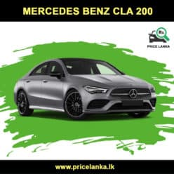 Mercedes Benz CLA 200 Price in Sri Lanka