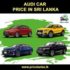 Audi Car Price in Sri Lanka